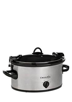 CrockPot 4-qt. Cook & Carry Slow Cooker