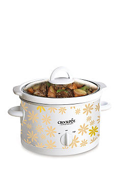 CrockPot Yellow Daisy CrockPot SCR252DA