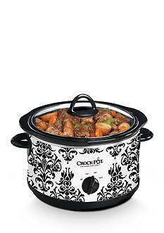 CrockPot 4.5-qt. Damask Slow Cooker