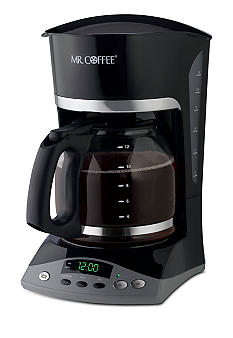 Mr. Coffee 12-Cup Programmable Coffeemaker SKX23