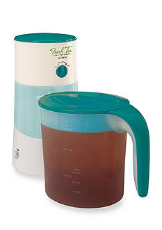 Mr. Coffee Iced Tea Maker - Teal Splash