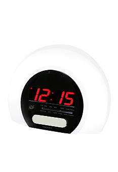 gpx® Sunrise Clock Radio