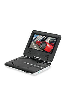 gpx Diagonal 7 inch Portable DVD Player