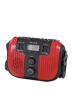 gpx® Weatherband Radio