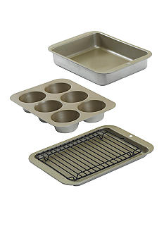 Nordic Ware 5 pc Compact Grill/Bake Set - Online Only