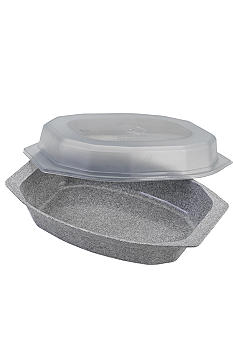 Nordic Ware Freeze, Heat and Serve 28 Ounce Casserole with Lid - Online Only