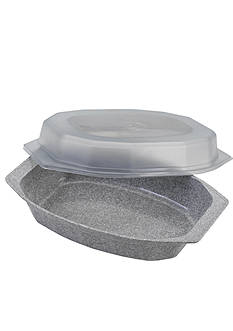 Nordic Ware Freeze, Heat and Serve 28-oz. Casserole with Lid - Online Only