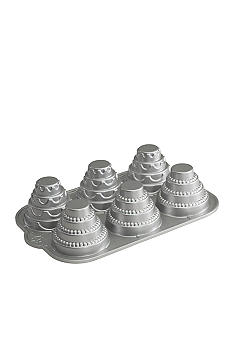 Nordic Ware Celebration Tiered Cakelet Pan - Online Only