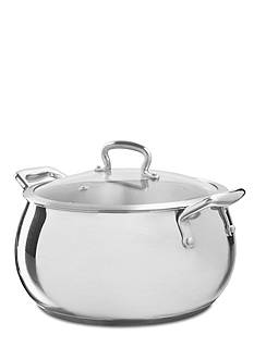 Biltmore Professional Chef Series 6.8-qt. Belly Shaped Stainless Steel Stock Pot
