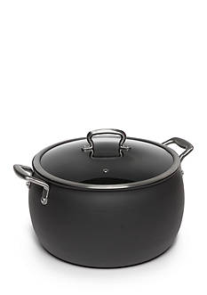Biltmore 12-qt. Nonstick Dishwasher Safe Hard Anodized Belly Stockpot