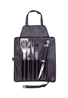 Cooks Tools 6-piece Barbeque Set