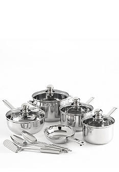 Cooks Tools 12 Piece Stainless Steel Cookware Set