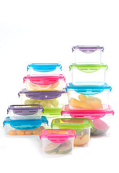 Cooks Tools 24-Piece Plastic Storage Set