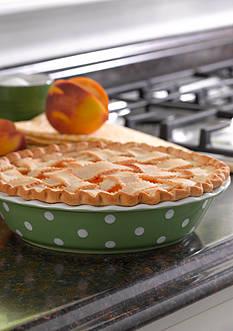 Cooks Tools™ Ceramic Pie Plate