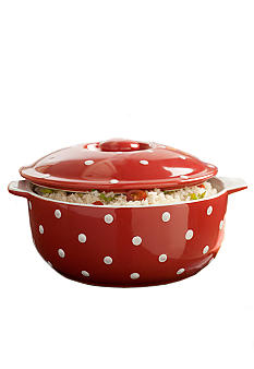 Cooks Tools 3 Quart Ceramic Casserole