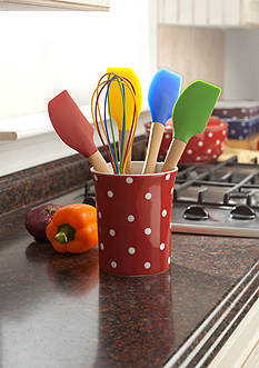Cooks Tools™ Ceramic Utensil Holder