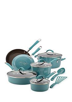 Rachael Ray 12-pc. Nonstick Aluminum Cookware Set