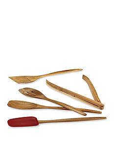 Rachael Ray 5-pc. Wooden Tool Set