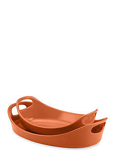 Rachael Ray Oval Baker 2-pc. Set