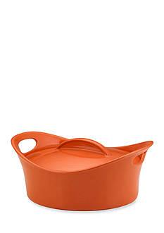 Rachael Ray 2.75-qt. Stoneware Round Casserole Baking Dish