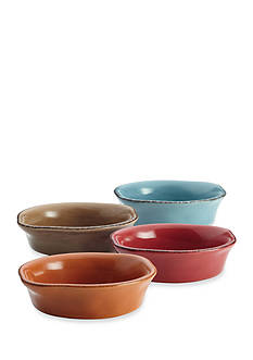 Rachael Ray 4-Piece Stoneware Dipping Cup Set