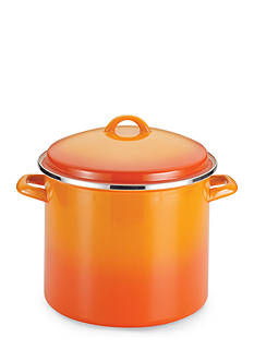 Rachael Ray 12-qt. Enamel on Steel Covered Stockpot