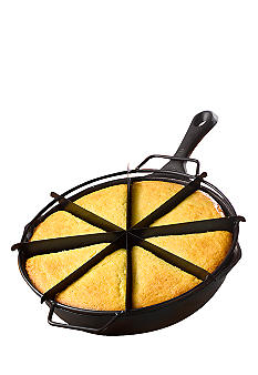 Cooks Tools 10-in. Cast Iron Corn Bread Pan