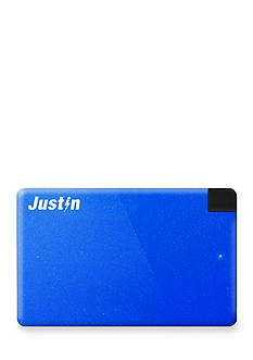 Justin™ Credit Card Power Bank