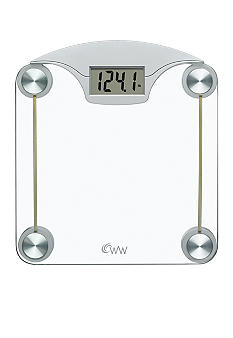 Weight Watchers Digital Glass Weight Scale #WW39
