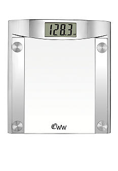 Conair Weight Watchers Glass Digital Scale #WW44 - Online Only
