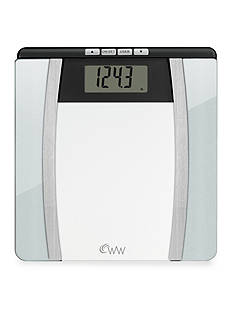 Conair Glass Body Analysis Scale WW701