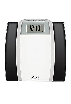 Weight Watchers Glass Body Fat Analysis Scale