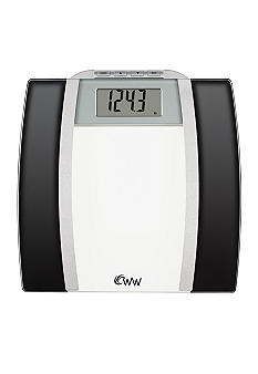 Conair Weight Watchers Glass Body Analysis Scale #WW78