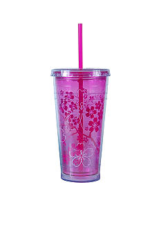 Cool Gear Pink Floral Chiller 24-oz. Tumbler - Online Only