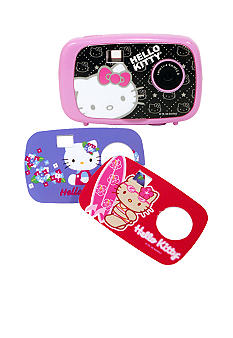 Hello Kitty by Sanrio Digital Camera Kit