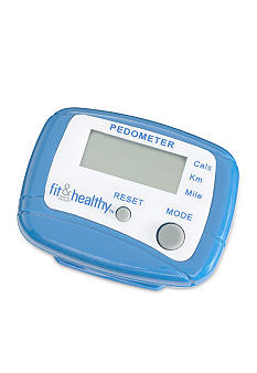 Fit & Fresh Calorie Pedometer
