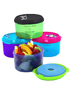 Fit & Fresh 1 Cup Chill Container - 10pc Set