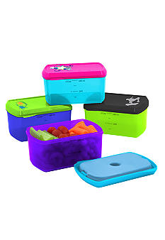 Fit & Fresh 2 Cup Chill Container - 10pc Set