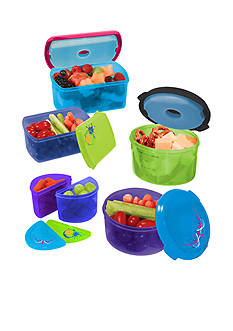 Fit & Fresh 14-Piece Kids Container Value Set ids Container Value Set