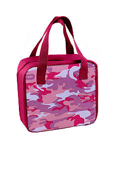 Fit & Fresh Jayden Chiller Pink Camo Lunch Bag
