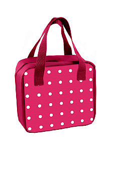 Fit & Fresh Jayden Chiller Polk-a-dot Lunch Bag