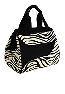 Fit & Fresh Downtown Zebra Lunch Bag - Online Only