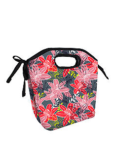 Fit & Fresh Newport Bloom Insulated Designer Lunch Bag
