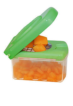 Fit & Fresh Food Prep Container and Slicer - Online Only