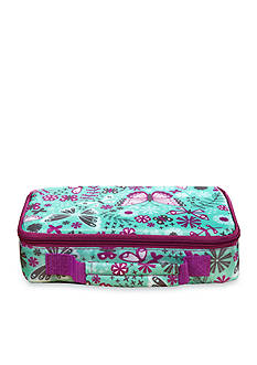 Fit & Fresh Bento Lunch Box Kit with Insulated Bag and Reusable Ice Packs