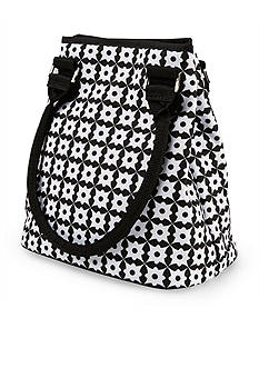 Fit & Fresh Odessa Insulated Lunch Bag with Reusable Ice Pack