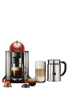 Nespresso Vertuoline Bundle - Red AGCA1USRENE