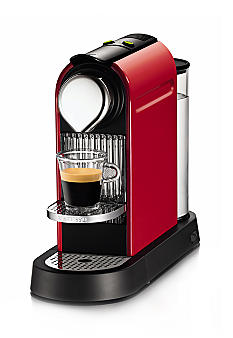 Nespresso CitiZ Espresso Machine - Fire Engine Red C110USRENE1