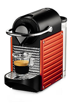 Nespresso Pixie Espresso Machine - Electric Red C60USRENE