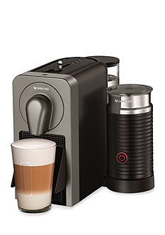 Nespresso Prodigio with Aeroccino Milk Frother - Titan